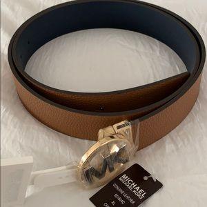 NEW Michael Kors Reversible Belt!